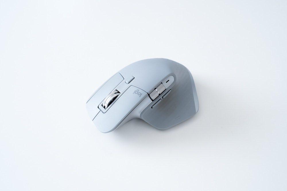 操作性とデザインの両立。才色兼備なワイヤレスマウス『MX Master 3』