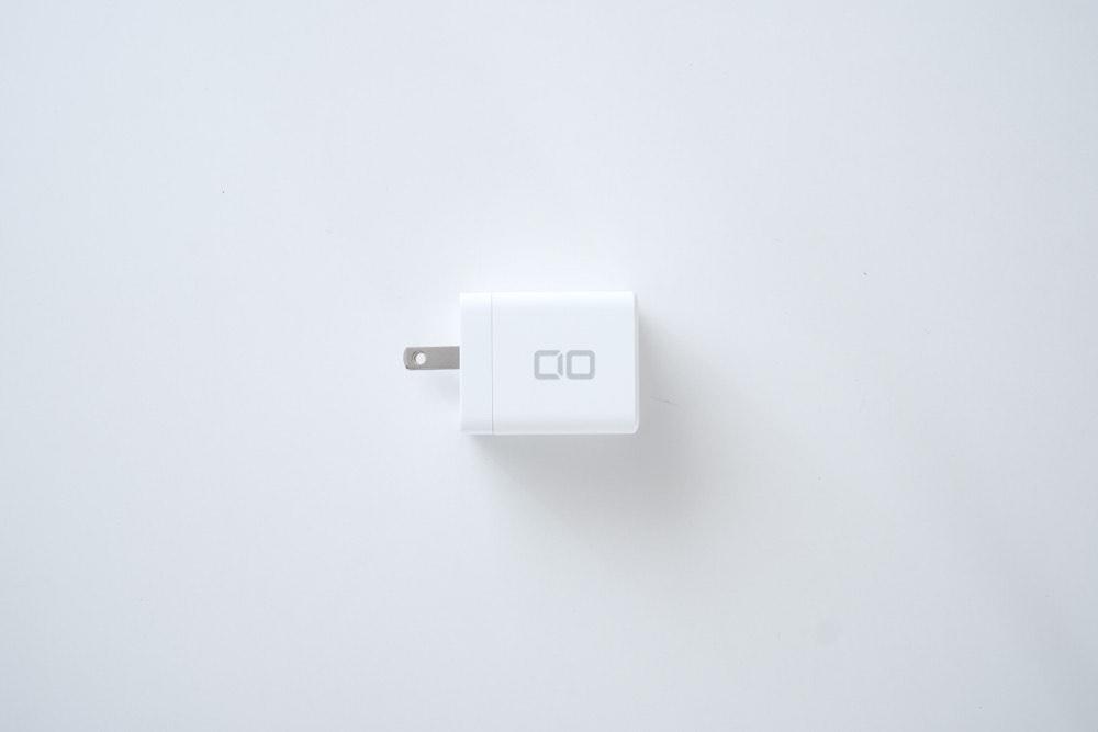 ミニマルサイズで65W出力。PD対応1ポート充電器『CIO-G65W1C』