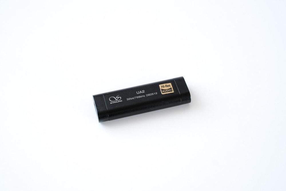 高音質を手軽に。スマホに直結できるポータブルDACアンプ『Shanling UA2』